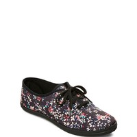 Color Pop Canvas Sneaker by Wild Diva®