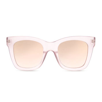 Quay - After Hours Sunglasses - Pink/Pink