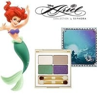 Sephora Disney Ariel Collection Part of Your World Eyeshadow Palette Limited-Edition, NEW!