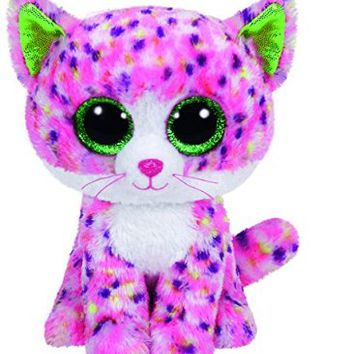 67d433ef820 Ty Beanie Boo Sophie Pink Glitter Cat from Amazon