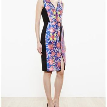 PETER PILOTTO | Embroidered Jacquard Dress | Browns fashion & designer clothes & clothing