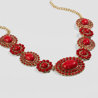 Caney Statement Necklace