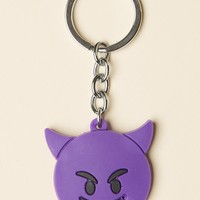 DEVIL FACE KEYCHAIN