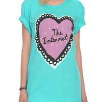 Teen Hearts The Internet Girls T-Shirt