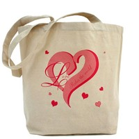 Love Rules the World Tote Bag