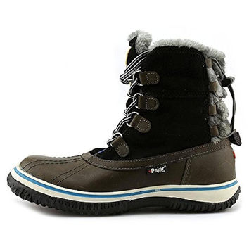 Pajar Womens Iceberg Suede Waterproof Winter Boots