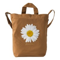 Jeremiah 29:11 Bible Verse and Daisy Duck Canvas Bag