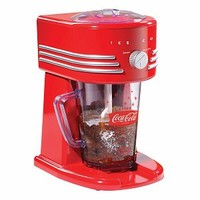 Nostalgia Electrics FBS400COKE Coca-Cola Series Frozen Beverage Maker