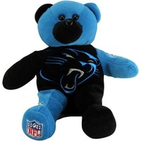 Carolina Panthers Thematic Logo Bear - Black/Panther Blue