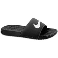 Nike Benassi Swoosh Slide - Men's at Foot Locker