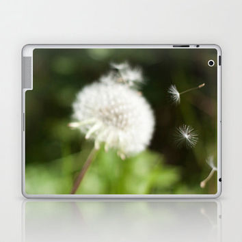 Dandelion Device Skin, Cell Phone Skin, iPhone 6 Skin, iPhone Skin, Laptop Skin, iPad Skin, iPad Mini Skin, Macbook Skin iPhone 5 iPod Skin