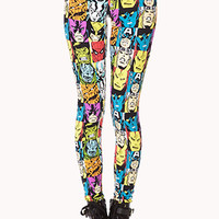 Hero Chic Leggings
