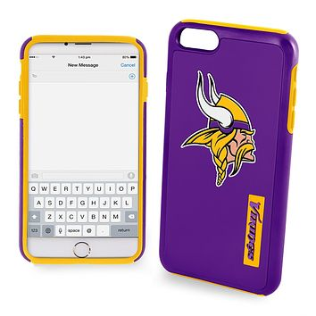 Minnesota Vikings Impact Color iPhone Case