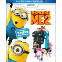 Despicable Me 2 2 Pack (Blu-ray Disc) 2013