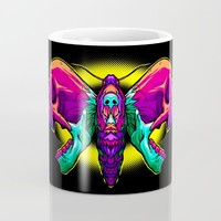 Death's Ahead - Wild Mug by Artistic Dyslexia | Society6