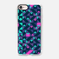 Geometric Galaxy iPhone 7 Case by Vasare Nar | Casetify