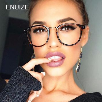 Classic Optical Glasses Frame Myopia Plain Eyeglasses Clear Lens Eye Glasses Frames for Women Prescription Eyewear