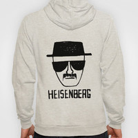 Heisenberg - Breaking Bad Sketch Hoody by Bright Enough ▲