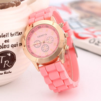 Pink Women Watches
