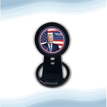 Trump  Universal Wireless Charger with Bult in Stand