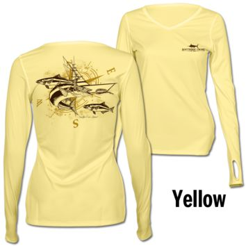 Cobia Ladies Performance Gear
