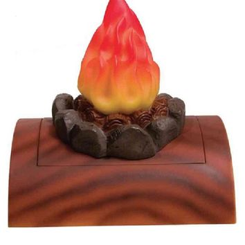Campfire Night Light - Plastic Nightlight