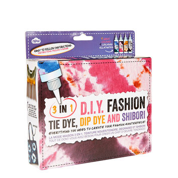 Tye Dye Fashion Kit - Gifts & Novelty - Bags & Accessories - Topshop