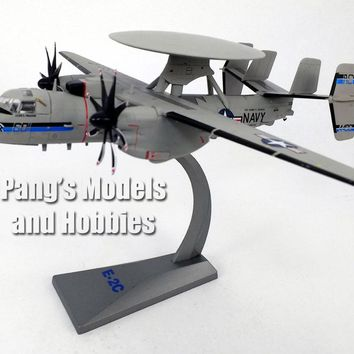 Northrop Grumman E-2 Hawkeye VAW-126 Seahawks 1/72 Scale Diecast Metal Model by Air Force 1