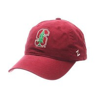 Licensed Stanford Cardinal Official NCAA Scholarship Adjustable Hat Cap by Zephyr 092095 KO_19_1