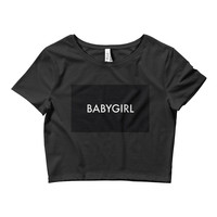 The Babygirl Crop Top