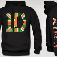 One Direction Hoodie One Direction British And Irish by TeesGame
