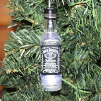 Copy of Mini Liqour Bottle Lighted Ornaments