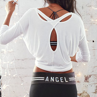 Keyhole-back Tee - Sexy Little Tees - Victoria's Secret
