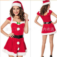 Sexy Women'S Merry Chrismas Wear Costumes Women Cosplay Sexy Halloween Adult Animal Costume Fancy Dress Clubwear Party Wear Z10
