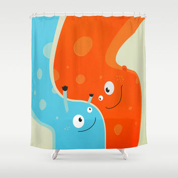 Best Character Shower Curtains Products On Wanelo