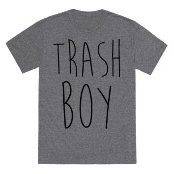 TRASH BOY T-SHIRT