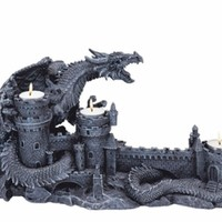 Candle Holder  | The Dragon?s Wrath Sculptural Candelier