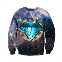 Diamond Cheetah Sweatshirt