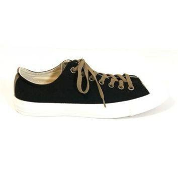 DCCKHD9 Converse All Star Chuck Taylor - Black Ox Lace-Up Low-Top