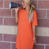 Piko cap sleeve tunic-more colors