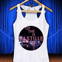 Bastille Of The Night #thetengtop for Tank Top Mens and Tank Top Girls custom