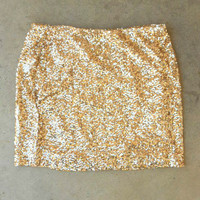 Sparkling Autumn Skirt [3491] - $34.00 : Vintage Inspired Clothing & Affordable Fall Frocks, deloom | Modern. Vintage. Crafted.