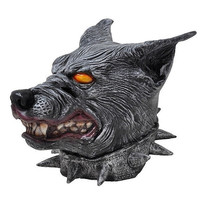 Halloween eco friendly wolf head latex rubber mask costume prop scary !  Freeshipping  !!!