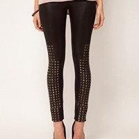 Rare Studded Legging at asos.com