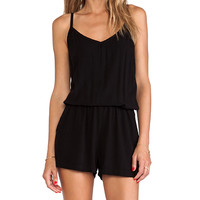 Splendid Romper in Black