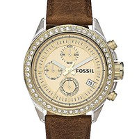 Fossil Decker Chronograph Watch