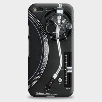 Technics 1210S Vinyl Dj Record Deck Google Pixel XL Case