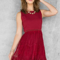 Lisette Lace Dress