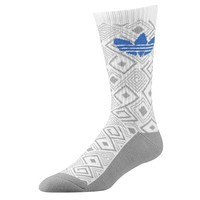 adidas Originals Geometric Crew Socks - Men's