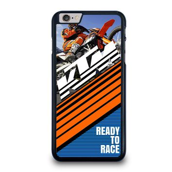 KTM READY TO RACE iPhone 6 / 6S Plus Case